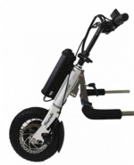 Wheelchair mobility attachment SP Light folding 150px
